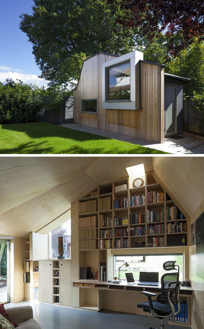quirky home offices